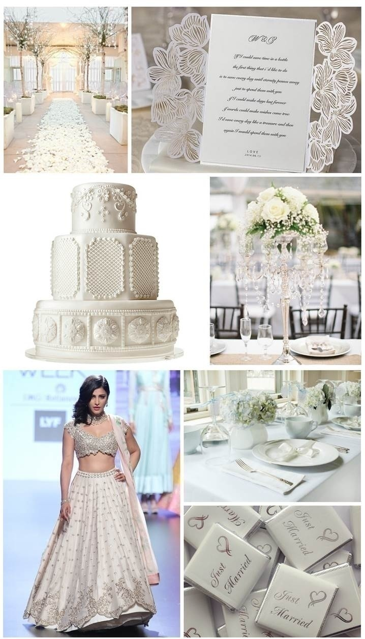 5 Colour Themes To Incorporate At Your Winter Wedding ...