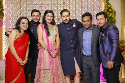 Indo western wedding outfit ideas for groom