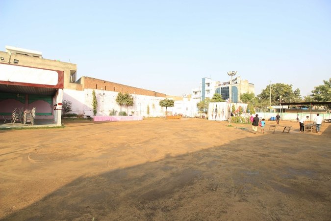Shyam Vatika Marriage Garden Murlipura Jaipur - Banquet Hall