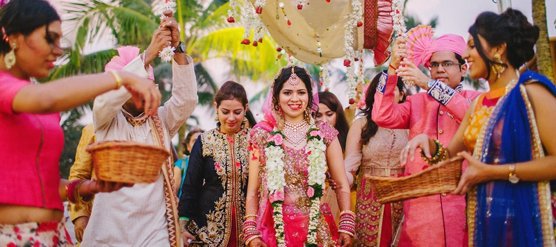 Kunal & Gayatri Goa : This is one spectacular wedding that is going to be in our hearts for a long time to come!
