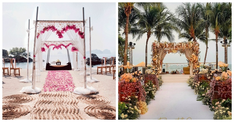 5 Exquisite Venues in Thailand for an Incredible Wedding Experience