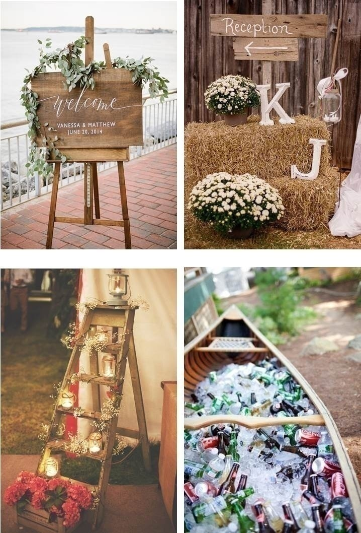 Rustic-Chic Wedding Theme Ideas for the Laid-Back Indian Bride! - Blog