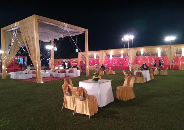 Vaidik Garden Madiyanva Lucknow - Banquet Hall