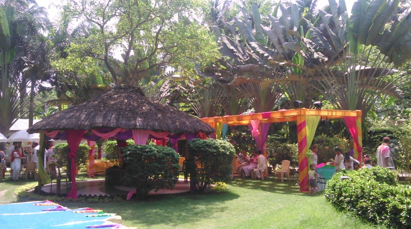 Maya Resort Benaras Road Howrah - Wedding Lawn
