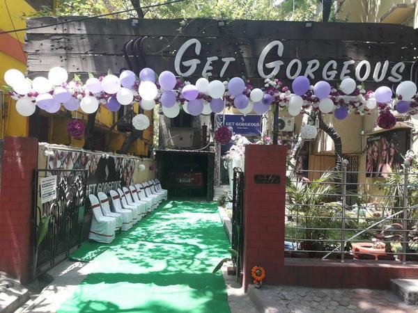 Get Gorgeous Salon | Kolkata | Makeup Artists