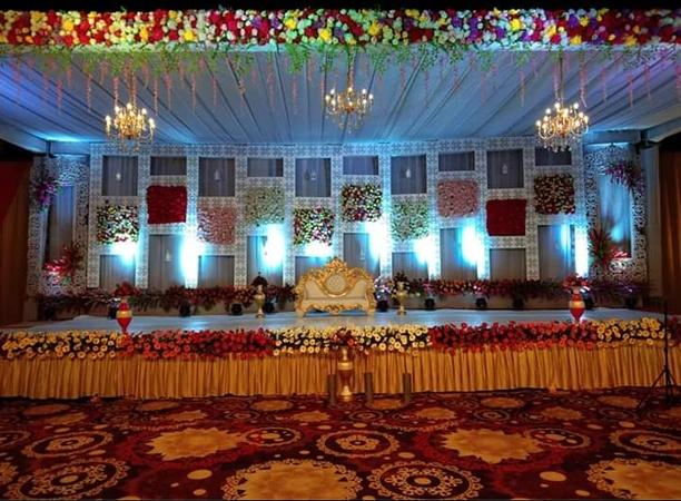 Kansal Lawns Karmeta Jabalpur - Banquet Hall