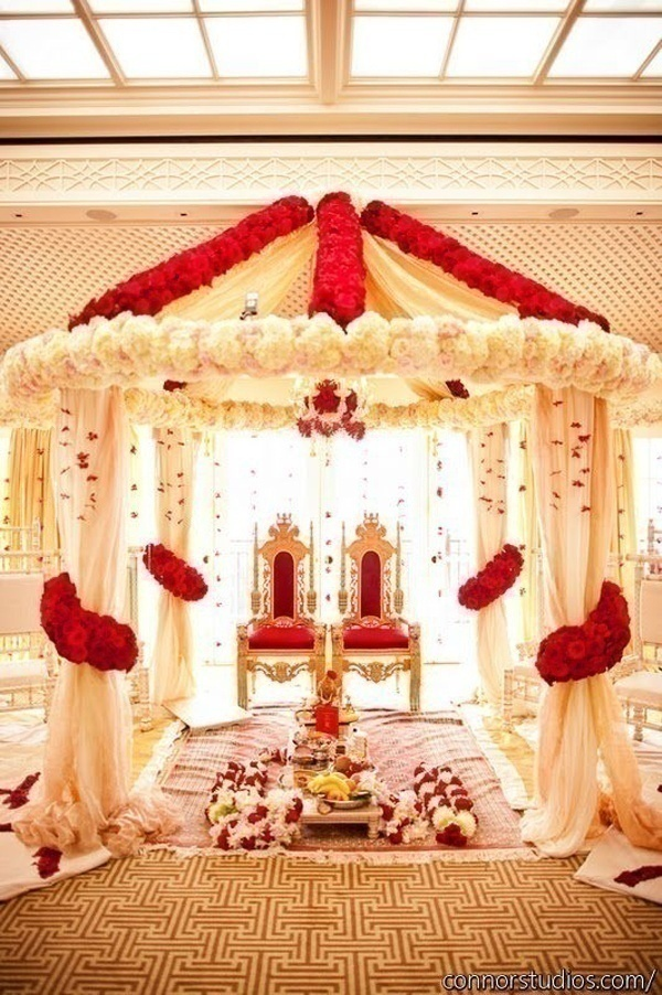 Mandap and Wedding Ceremonial Decoration