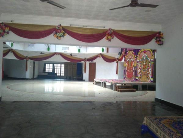Visvas Palace Madipakkam Chennai - Banquet Hall