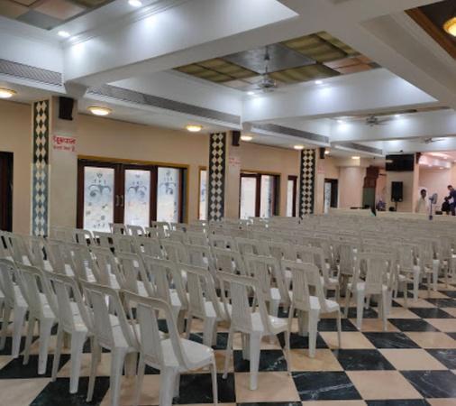 Shree Kutchi Visha Oswal Jain Seva Samaj Kurla Mumbai - Banquet Hall