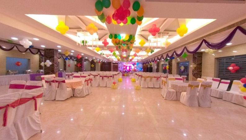 Babian Imperial Resort Dubagga Lucknow - Banquet Hall