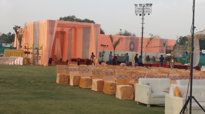 Orbit Resort Shobhagpura Udaipur - Banquet Hall