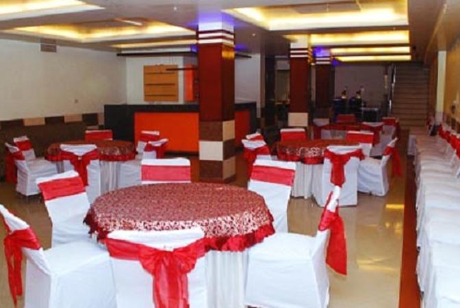 Hotel Neptune Residency Paschim Vihar Delhi - Banquet Hall