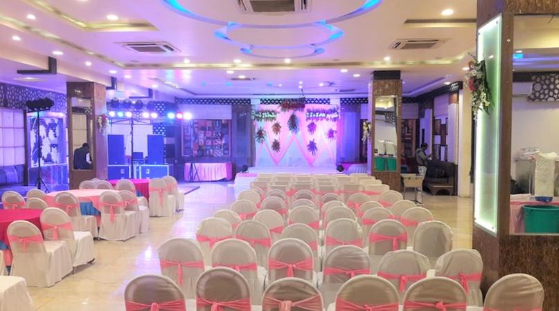 Hotel Shanta Inn Charbagh Lucknow - Banquet Hall