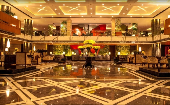The Leela Ambience Sector 24 Gurugram - Banquet Hall