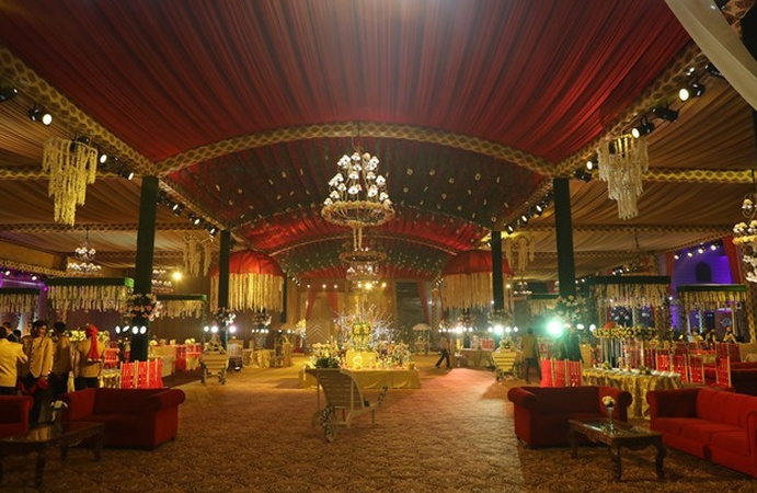 Sydney Heights Resorts Mohali Chandigarh - Banquet Hall