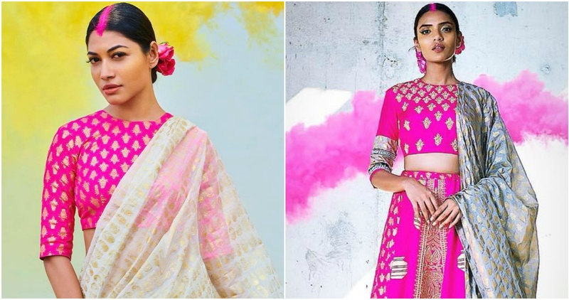 #Trendalert – Masaba Gupta's fresh new take on this age-old tradition is bride goals!