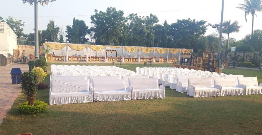 Jain Kalar Samaj Bhavan Reshimbagh Nagpur - Wedding Lawn