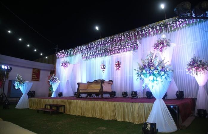 Presidency Gardens Civil Lines Prayagraj - Wedding Lawn