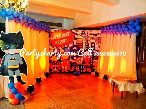 Party Sharty | Delhi | Wedding Planners