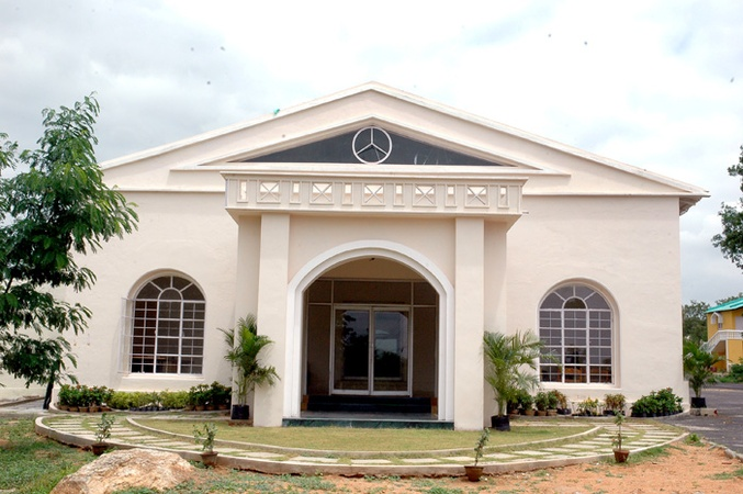 Ragala Resorts Habsiguda Hyderabad - Banquet Hall