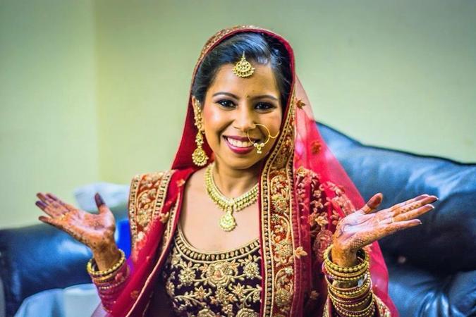 Mehndi Makeup Artist : Tejaswini makeup artist bridal in pune weddingz
