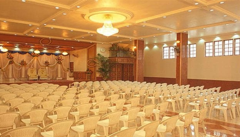 Akshata Party Hall Gandhi Nagar Bangalore - Banquet Hall