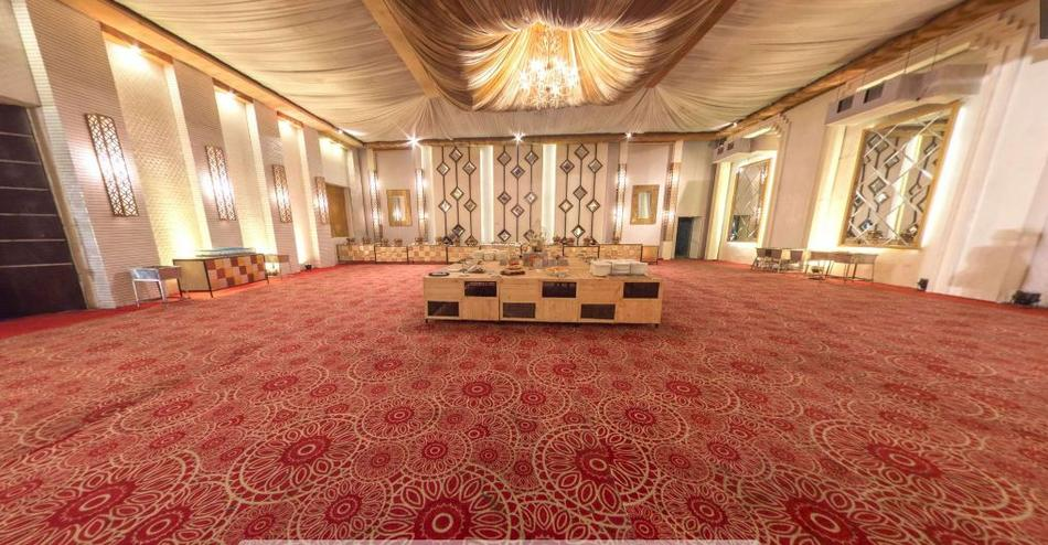 golden tulip chattarpur delhi banquet hall wedding lawn. Black Bedroom Furniture Sets. Home Design Ideas