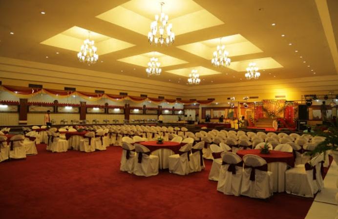 Le Baron Ferozepur Road Ludhiana - Banquet Hall