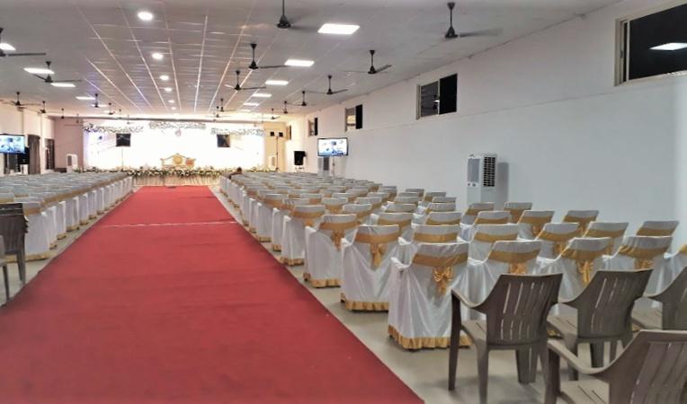 Sri Krishna Priya Thirumana Mandapam Chinthamanipudur Coimbatore - Banquet Hall