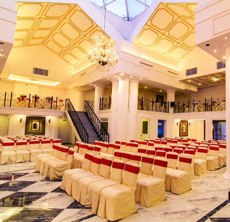 Moksh Banquet - Tivoli Road Secunderabad Hyderabad - Banquet Hall