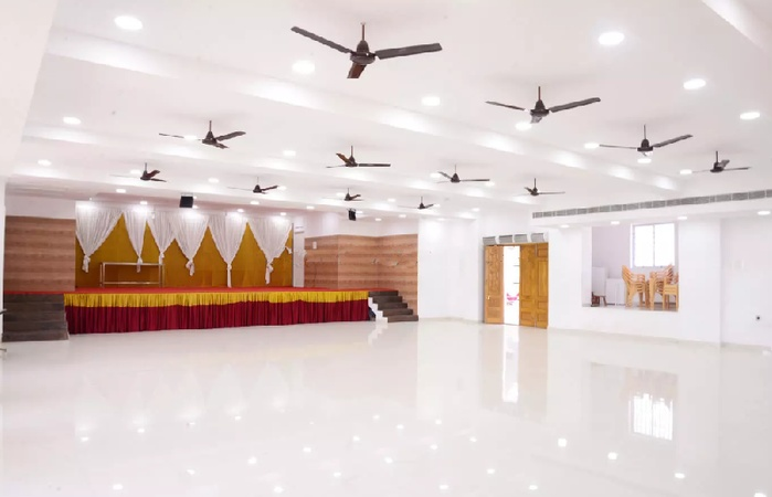 Sri Sumathi Mahal Kundrathur Chennai - Banquet Hall
