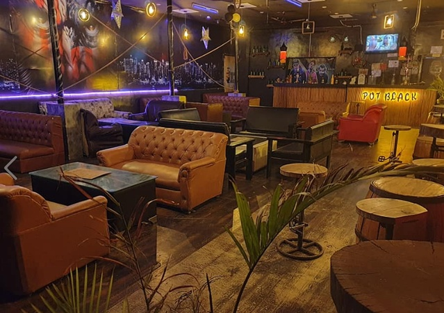Potblack Cafe and Party Lounge Brahmanwala Dehradun - Others
