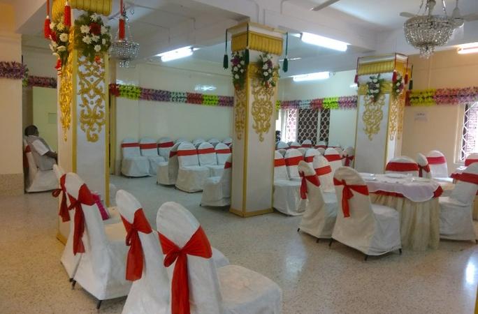 M L Dutta Hall Jodhpur Park Kolkata - Banquet Hall