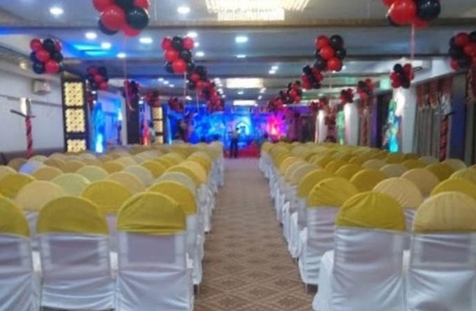Vitthal Rakhumai Mandir Dahisar East Mumbai - Banquet Hall