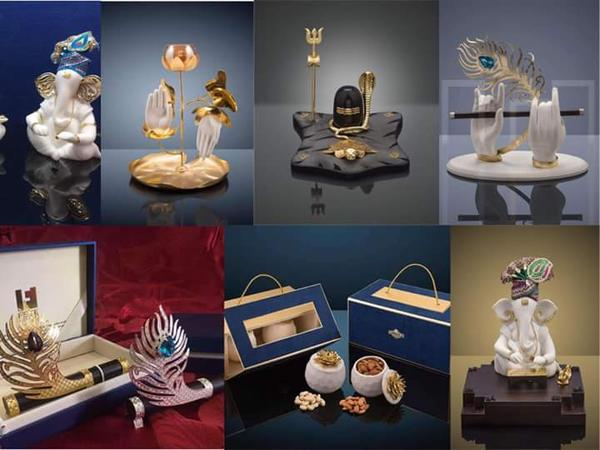 Fete London Luxury Gift Trading | Delhi | Wedding Gifts