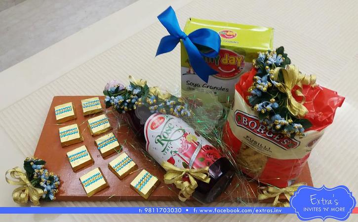 Extra's- Invites 'n' more | Delhi | Wedding Gifts