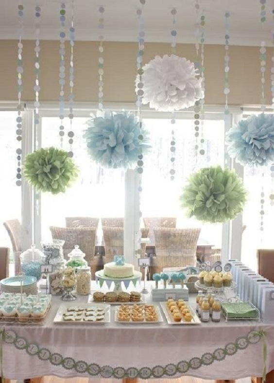 Making Good Food Look Better: Wedding Table Decorations