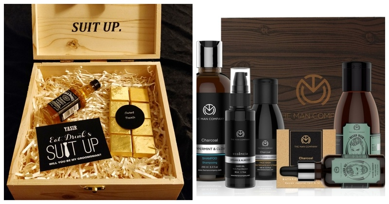 5 Meaningful Gifts for your Groomsmen