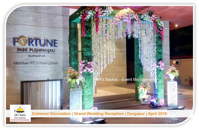 UR's Basket Event and Catering | Kolkata | Decorators