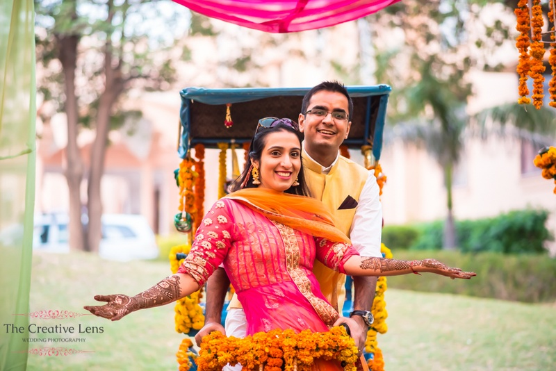 Shreyas & Ankita Jaipur : Colourful Rajasthan-Inspired Wedding Held at Gold Palace Resort, Jaipur