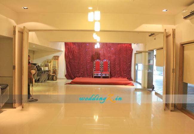 Hotel Golden Nest Thane West Mumbai - Banquet Hall