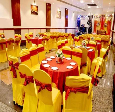 Hotel 49 Sharifpura Amritsar - Banquet Hall