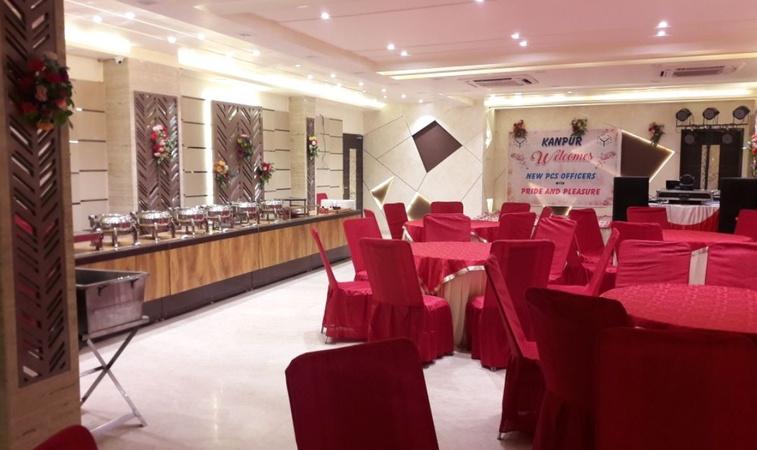 Rahul Sweets and Namkeen Shastri Nagar Kanpur - Banquet Hall