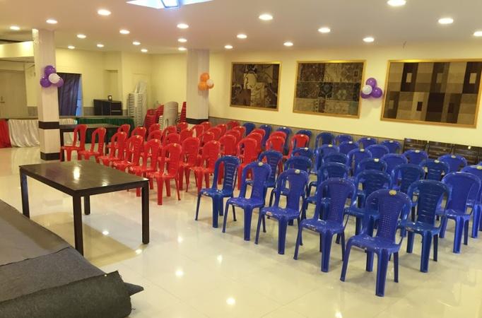 Akshaya Bhavan Hotel Tambaram Chennai - Banquet Hall