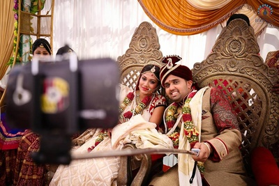 Post-Wedding celebrations