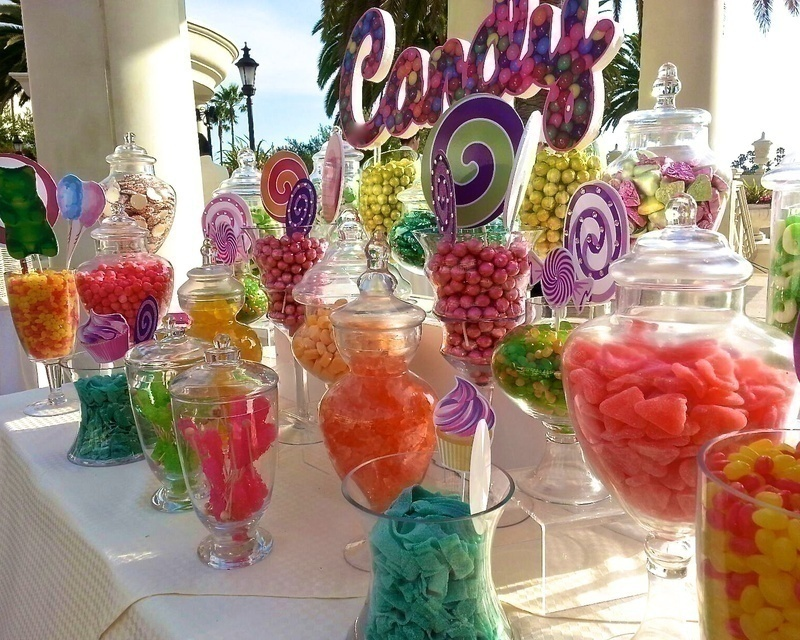 Wedding Food and Dessert