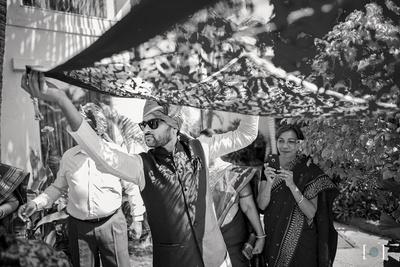 Wedding preparations ! Photograph by ace photographer Dhanika Choksi