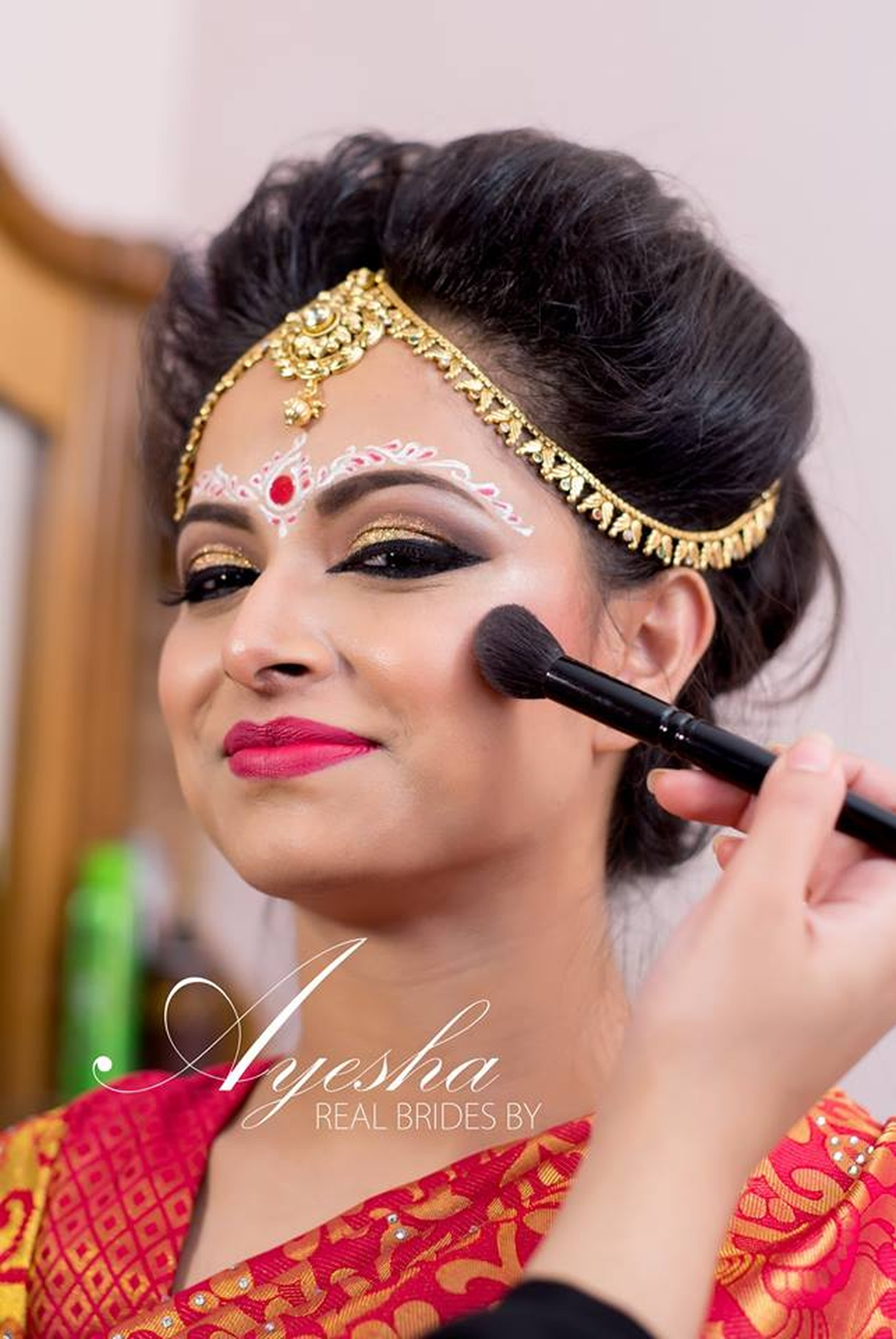 Rude And Chic By Ayesha AK Bridal Makeup Artist In Hyderabad | WeddingZ