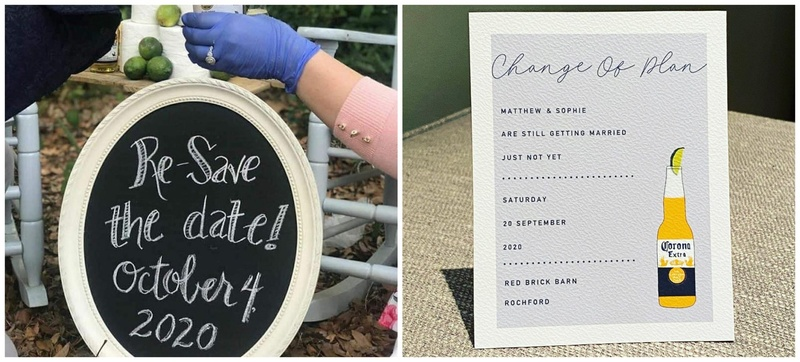 9 Cool & Quirky #resavethedate Invites we've Seen in Recent Times!