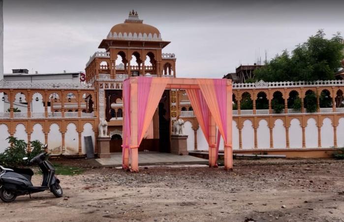 Ashoka Palace Shobhagpura Udaipur - Banquet Hall